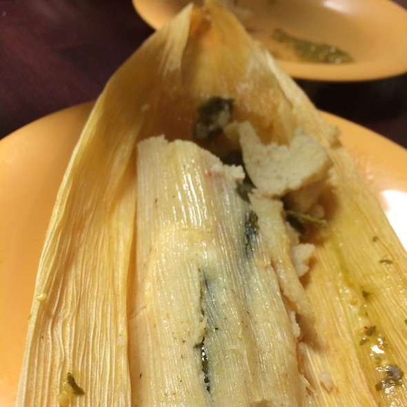 Cheese Tamale @ El Limon