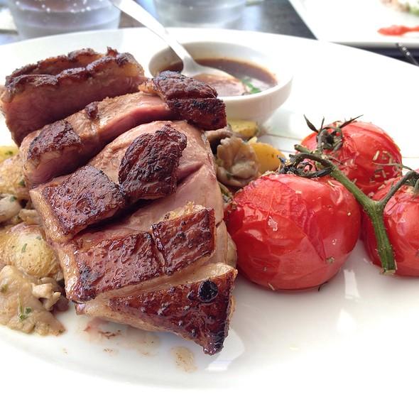 Margret De Conard @ Restaurant La Petite Gironde