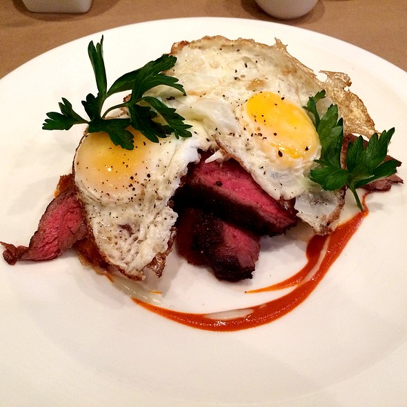 Boeuf & Oeuf @ Sprout