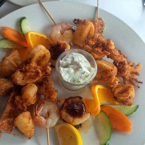 Seafood Platter - Sante Restaurant, Ottawa, ON