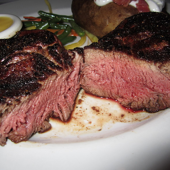 Filet Mignon @ Hy's Steak House