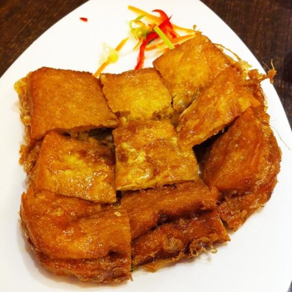 Roti Babi @ Red Lacquer Penang Peranakan