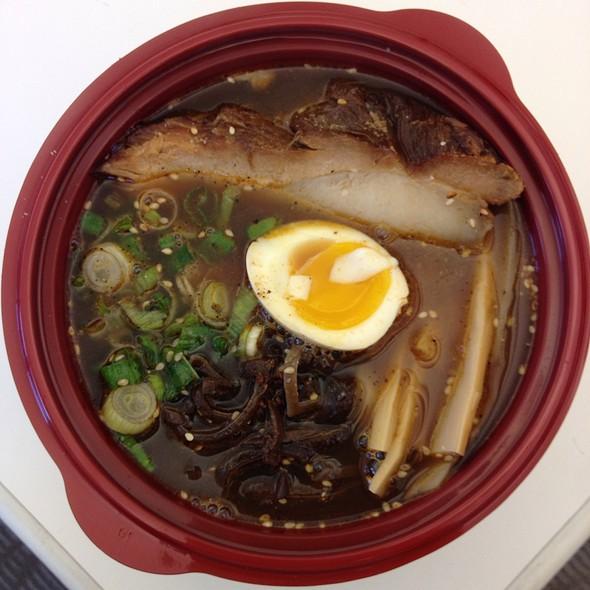 Spicy Miso Ramen @ Sobo Ramen