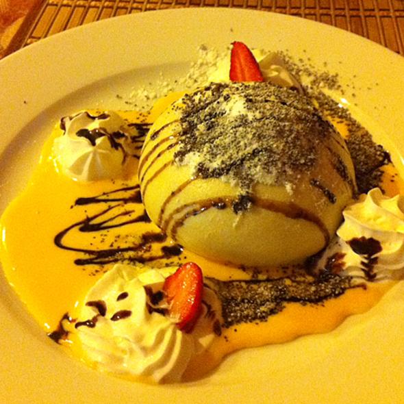 Vídeňský kynutý knedlík @ Restaurace U Dvořáčků
