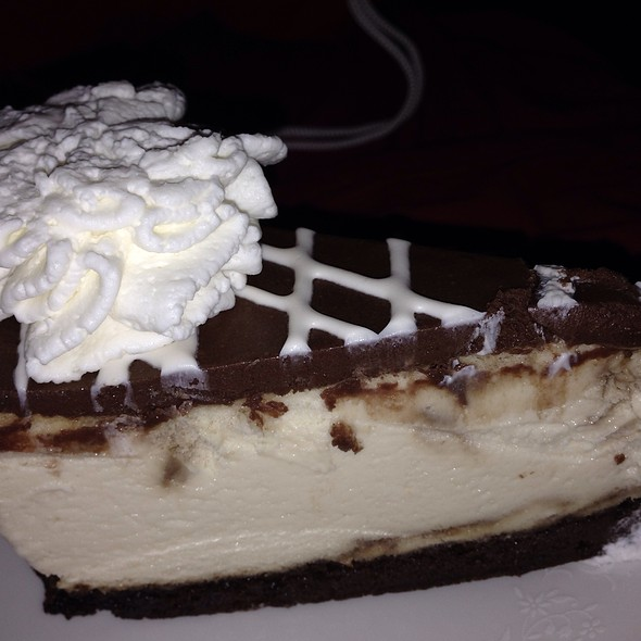 kahlua cheesecake @ The Cheesecake Factory