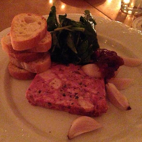 Pork Pate - Taverne Square Dominion, Montréal, QC