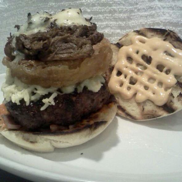 Secret Burger - Veneto Kitchen + Bar, Victoria, BC