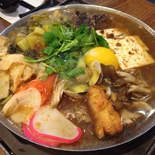 Lamb Hot Pot @ Boiling Point