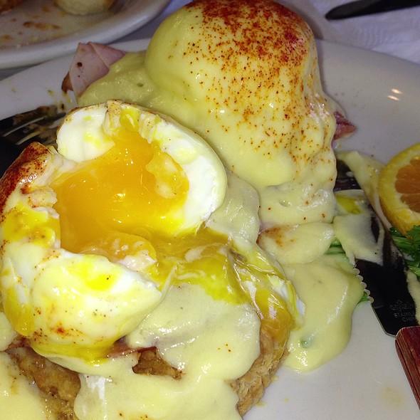 Eggs Benedict Napoleons