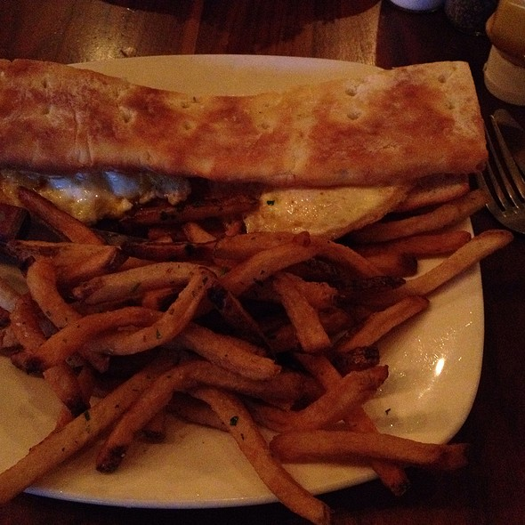 Foot Long Grilled Cheese - Park Tavern - Rosemont, Rosemont, IL