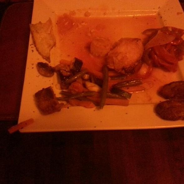 Tilapia,Rice,Veggie - Mojito Lounge, Elizabeth, NJ