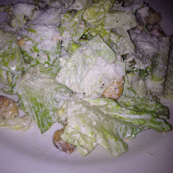 Caesar Salad @ Bonefish Grill Willowbrook