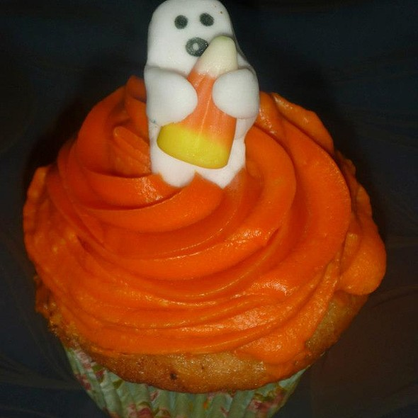 Haloween Cupcake @ Purple Pastry Chef The