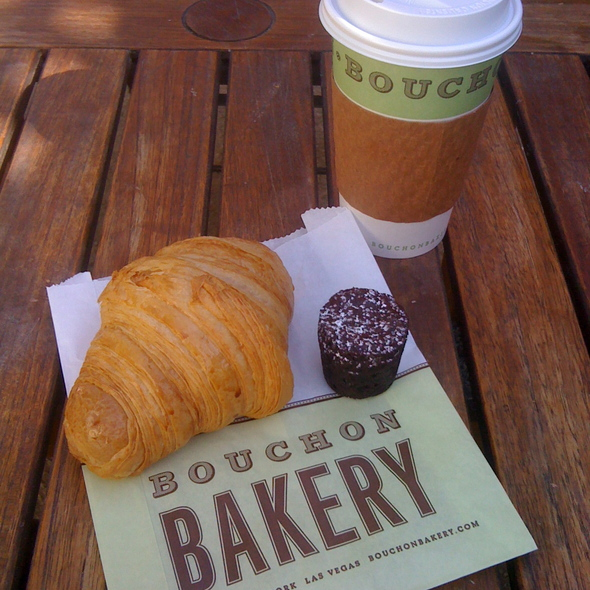Chocolate Bouchon @ Bouchon Bakery