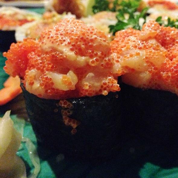 Spicy Hotate @ Sushi Miyagi