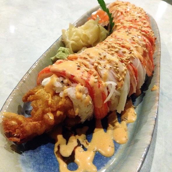 Shaggy Dog Maki @ Sushi Miyagi