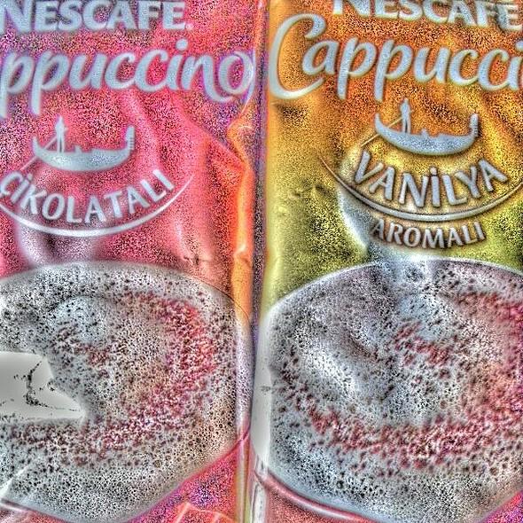 Nescafe Cappuccino @ Home