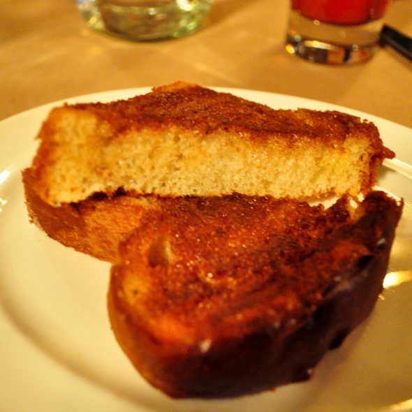 Cinnamon Toast @ The Breslin