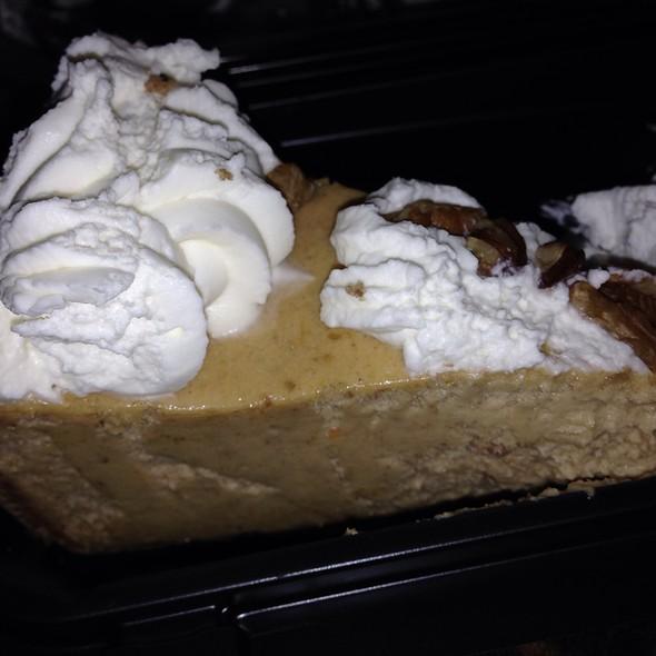 Pumpkin Cheesecake @ The Cheesecake Factory