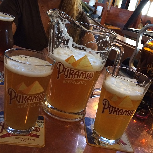 Wheat Passion @ Pyramid Brewery & Alehouse