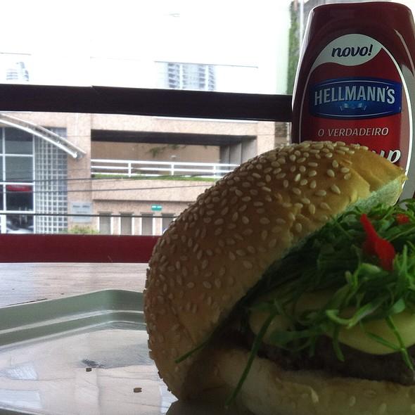 Burger Mineirinho @ Burger Lab Experience