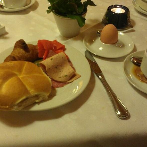 Frühstück @ Md-Hotel Brunner