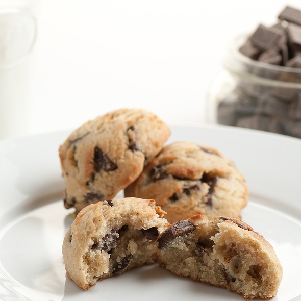 Food on the Fly: Semi Chocolate Chunk Cookie @ Annie the Baker