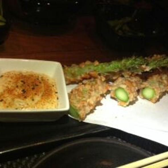 Crispy Asparagus App - Sushi Roku - Scottsdale, Scottsdale, AZ