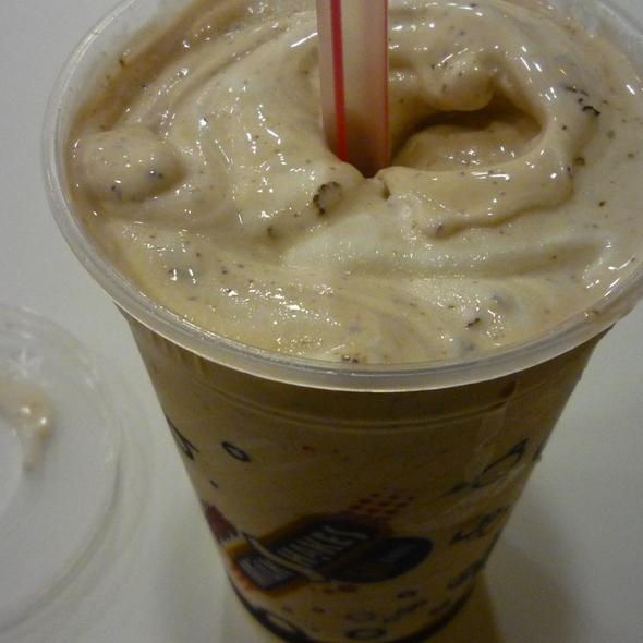 Milkshake De Ovomaltine @ Bob's