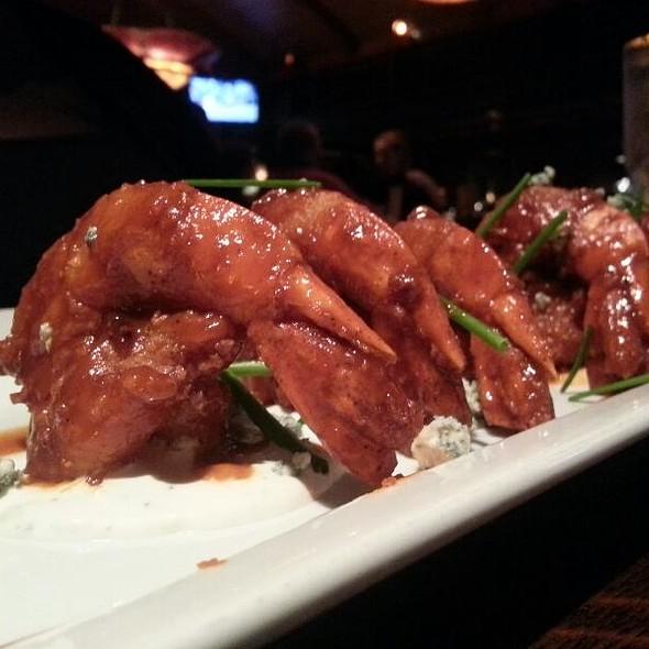 Buffalo Shrimp @ Redstone American Grill