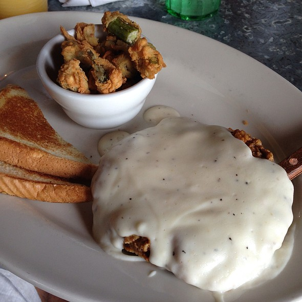 Chicken Fried Steak @ The Ozona Grill & Bar