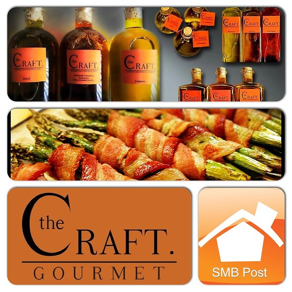 Habanero Infused Organic Olive Oil @ The CRAFT Gourmet