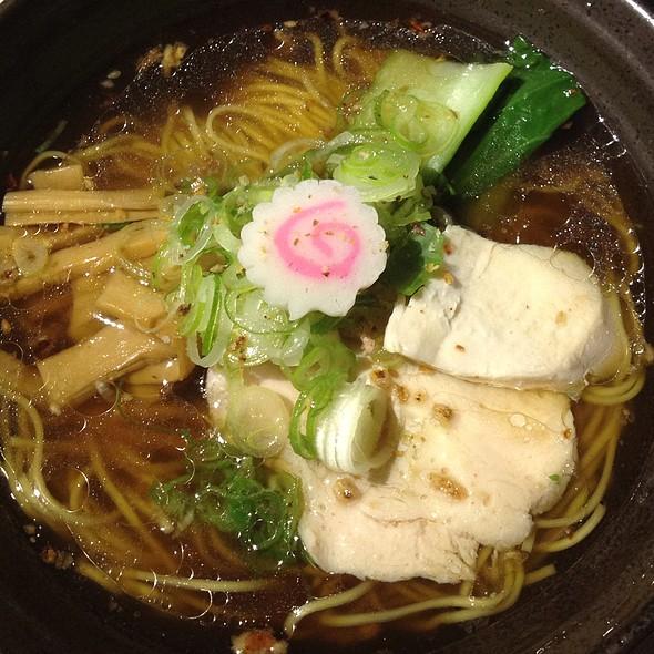 Shoyu Chicken Ranen @ Kichitora of Tokyo