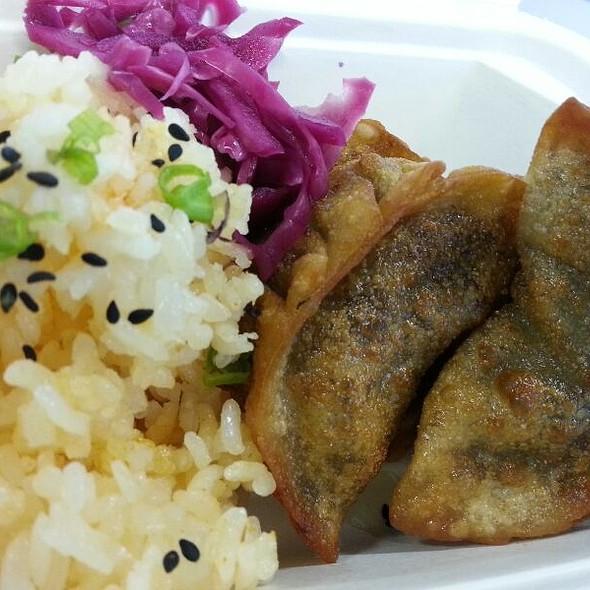 Beef Dumplings @ Mei Mei Street Kitchen