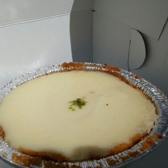 Key Lime Pie @ Petsi Pies