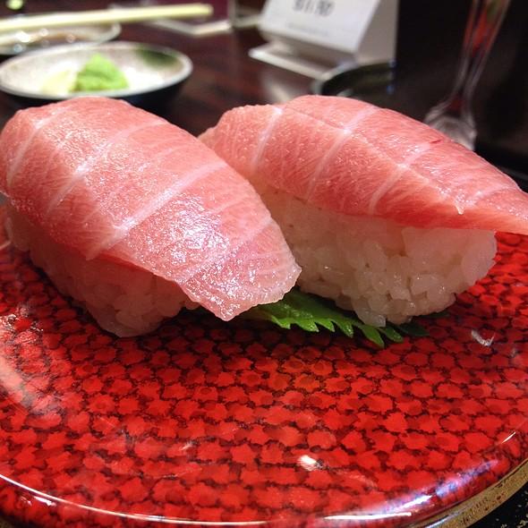 Bluefin Ootoro @ Tetsu Sushi