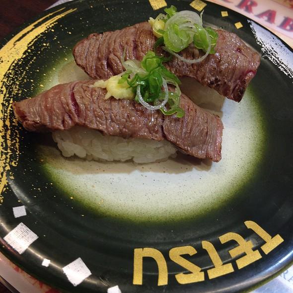 Seared Wagyu Beef @ Tetsu Sushi