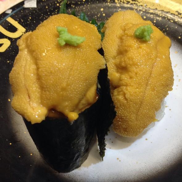 Uni @ Tetsu Sushi