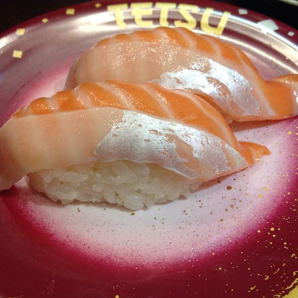 Salmon Belly @ Tetsu Sushi