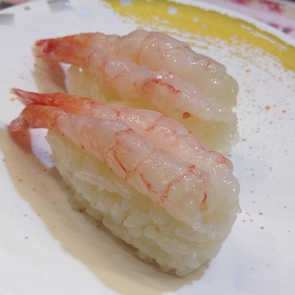 Sweet Shrimp @ Tetsu Sushi