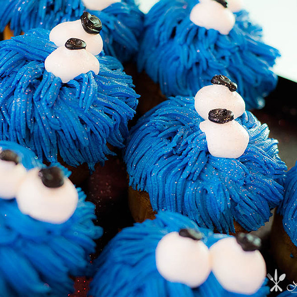 Cookie Monster (Blue)
