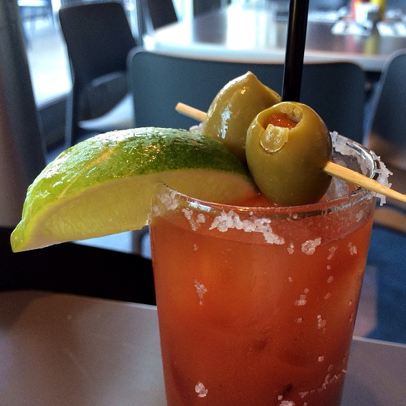 Bloody Mary @ The Blue Plate