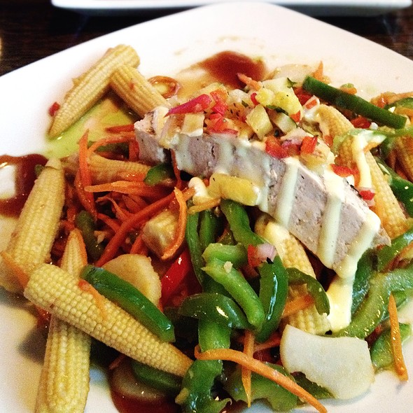 Grilled Tofu And Ponzu Vegetable Stir-Fry - Schafer's, Port Jefferson, NY