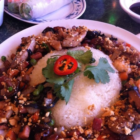 #13 Sticky Rice