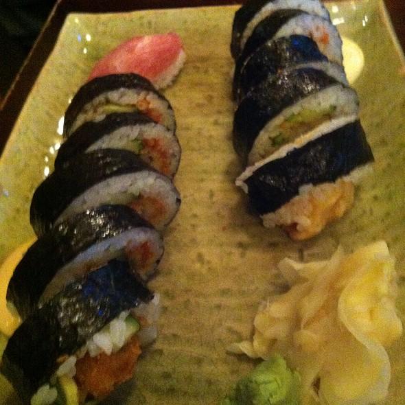 Fried Oyster Roll @ Hibino