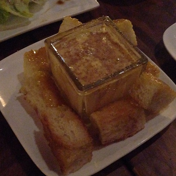 Kaya Toast With Coconut Jam And Egg Cloud @ ChoLon Bistro