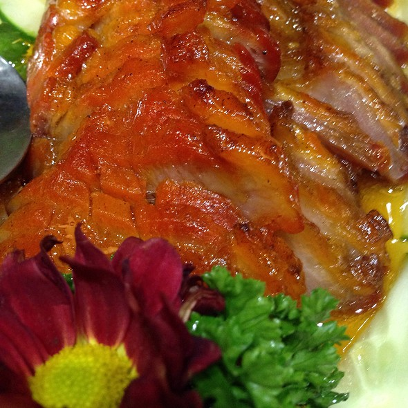 Roasted Barbecue Pork @ Tao Yuan Restaurant