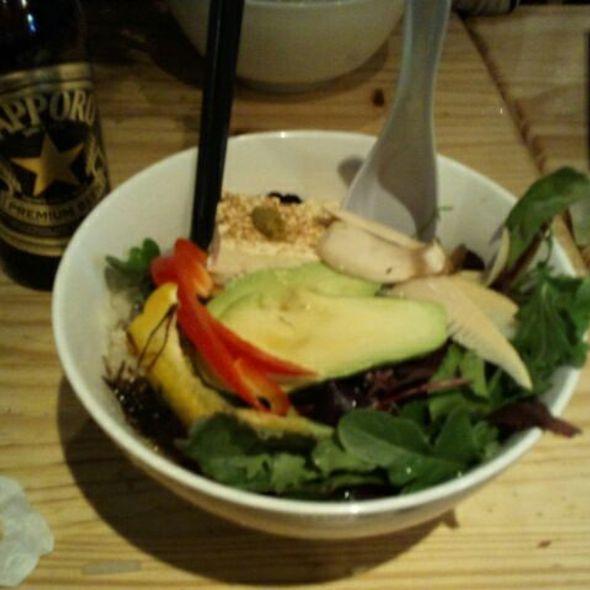 Vegetarian Ramen @ Totto Ramen