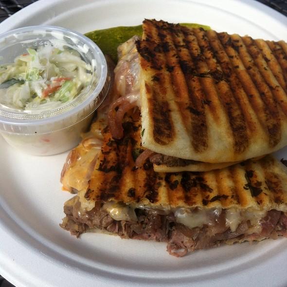 New Yorker Steak Sandwich @ Fairway Market