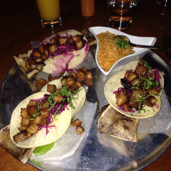 Orale! Mexican Kitchen Menu - Jersey City, New Jersey - Foodspotting